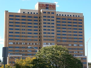 University of Medicine and Dentistry of New Jersey - Former Martland Medical Center became part of UMDNJ