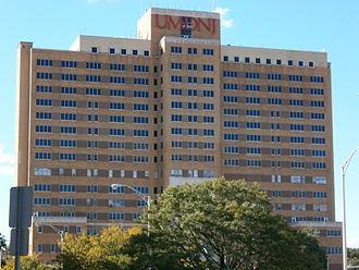 University of Medicine and Dentistry of New Jersey - Former Martland Medical Center became part of UMDNJ