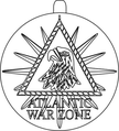 USA Merchant Marine Atlantic War Zone Medal obverse.png