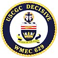 USCGC Decisive (WMEC 629) CoA.jpg