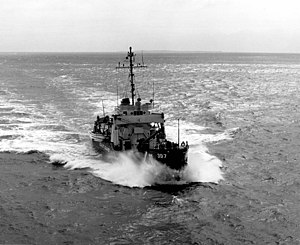 USCGC Mariposa (WLB-397) - Image: USCGC Mariposa