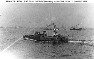 USS <i>Barracuda</i> (SP-845)