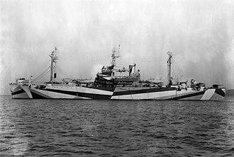 USS Eldorado (AGC-11) - Eldorado in November 1944.