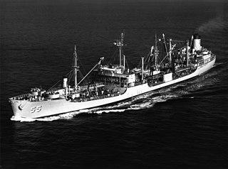 USS <i>Elokomin</i> (AO-55)