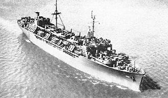 USS General W. C. Langfitt (AP-151) - Image: USS General W. C. Langfitt (AP 151)