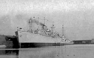 USS <i>Luna</i> (AKS-7) Liberty ship of WWII