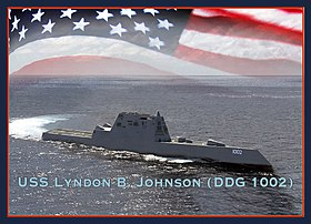 Image illustrative de l'article USS Lyndon B. Johnson (DDG-1002)