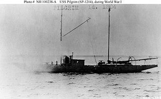 USS <i>Pilgrim</i> (SP-1204)