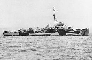 USS <i>Rall</i>