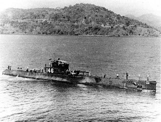 USS <i>S-41</i> (SS-146) 1921 S-class submarine of the United States Navy
