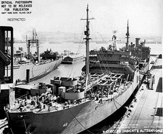 Suamico-class oiler - Image: USS Suamico (AO 49)