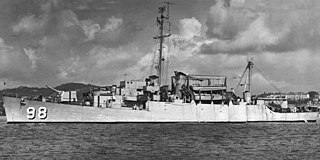 USS <i>Truxtun</i> (APD-98)