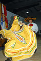 "US Army 52967 CAMP LIBERTY - Staff Sgt. Alma Selvera (left), of Oklahoma City, Oklahoma, and Sgt. 1st Class Frank Rodriguez, of San Marcos, Texas, perform a traditional Jalisco Mexican dance as part of the group ""R.jpg"