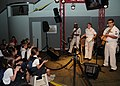 US Navy 090424-N-0318S-114 Musicians from the Navy rock band.jpg