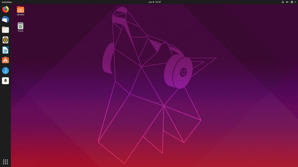 Ubuntu - Howling Pixel