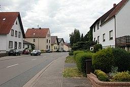 Ottweilerstraße in Illingen
