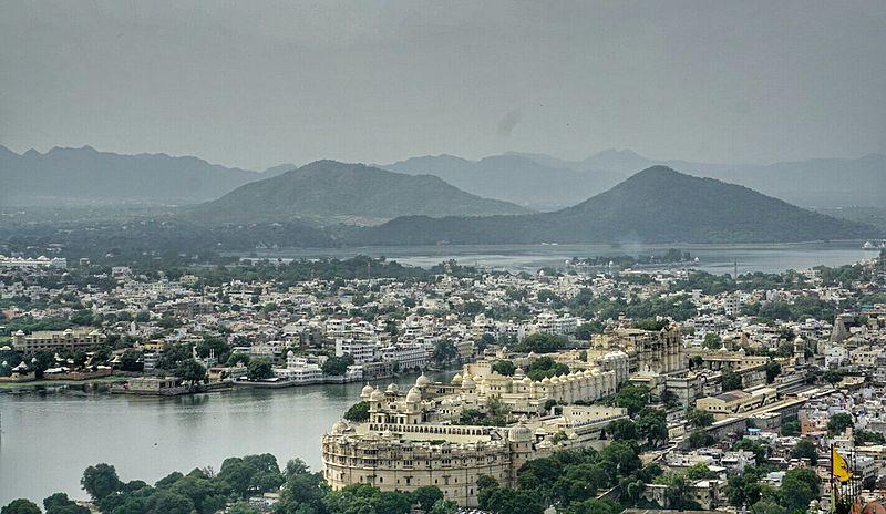 Udaipur - Wikipedia