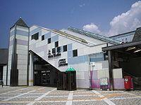 Ueda-station-Onsen-exit.JPG