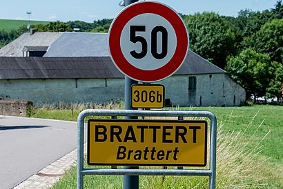 How to get to Brattert with public transit - About the place