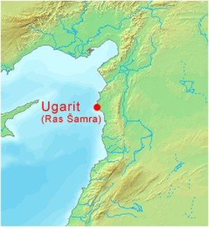 Hurrian songs - Ugarit, where the Hurrian songs were found