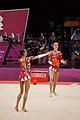 Ukraine Rhythmic gymnastics at the 2012 Summer Olympics (7915620954).jpg