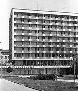 1968年当時のホテル リラ