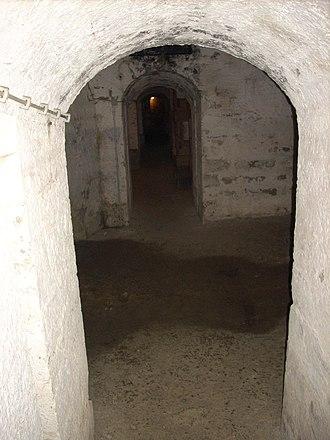 Oberer Kuhberg concentration camp - Image: Ulm Oberer Kuhberg 2008 04 26 38
