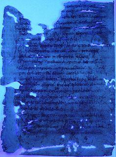 Uncial 0208