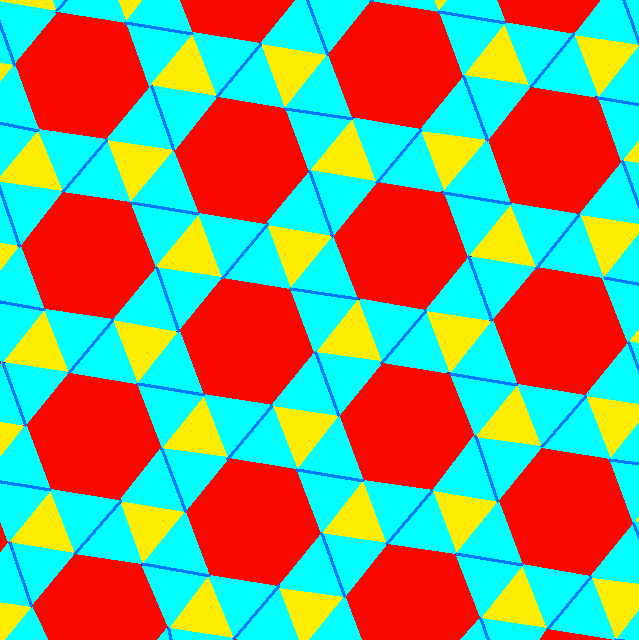 Uniform tiling 63-snub