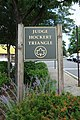Union Tpke 179th St td (2018-07-23) 02 - Judge Hockert Triangle.jpg