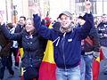 United Belgium Brussels demonstration 20071118 DMisson 00090 rond point Schuman.jpg
