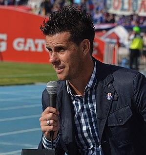 Diego Rivarola Chilean footballer
