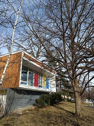 University Grove, Minnesota - Image: University Grove 1