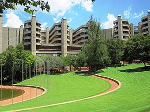 University of Johannesburg - University of Johannesburg, Auckland Park Campus
