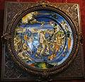 Urbino, francesco xanto avelli, allegoria di venezia, 1533.JPG