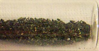 Andrés Manuel del Río - A sample of vanadium