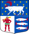 Coat of arms of Västerbotten County
