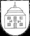 Växjö vapen, Nordisk familjebok.png