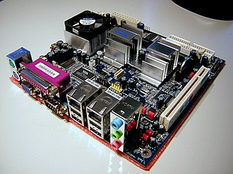 EPIA - Image: VIA EPIA PD 10000