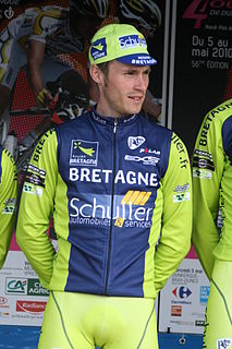 Florian Vachon Road racing cyclist