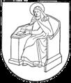 Vadstena vapen, Nordisk familjebok.png