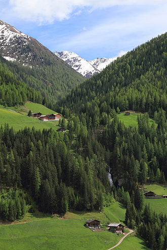 South Tyrol - Ulten Valley