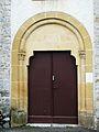 Valcabrère chapelle portail.JPG