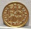 Valentiniano III, emissione aurea, 375-392, 02.JPG