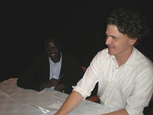 Dave Eggers - Eggers worked with Sudanese refugee Valentino Achak Deng to tell a fictionalized account of Achak's life story