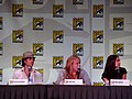 Vampire Diaries Panel at the 2011 Comic-Con International (5985800680).jpg