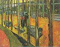 Van Gogh - Les Alyscamps, Allee in Arles.jpeg