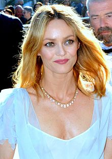 Vanessa Paradis at the 2016 Cannes Film Festival