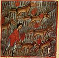 Vatopedi Manuscript 602 Samson and the Foxes.jpg