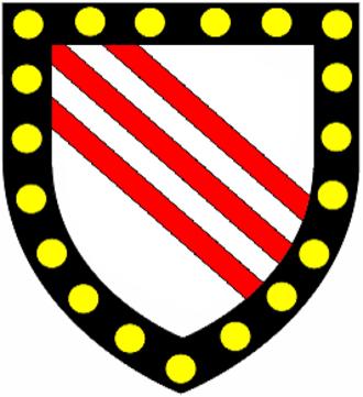 Harberton - Image: Vautort Arms